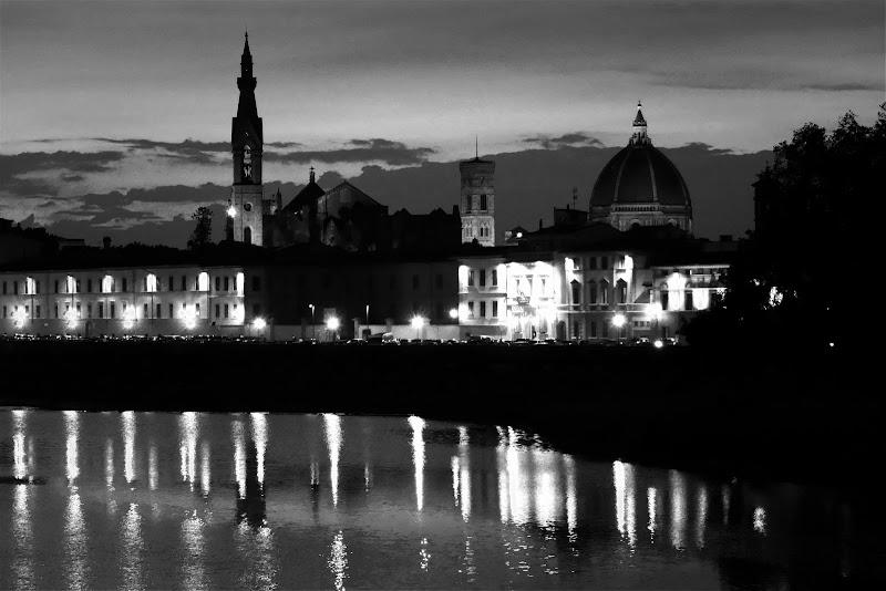 Luci sull'Arno di silviola