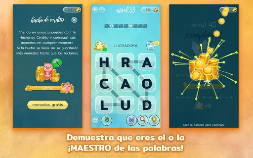 WordBlocks Puzzle de Palabras Cruzadas Gratis screenshots 14
