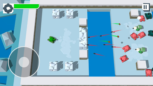 Stickman Tank 1.1.3 screenshots 2