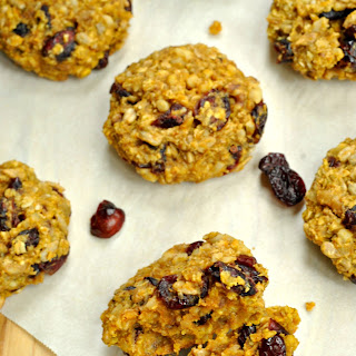 Fall Breakfast Cookies