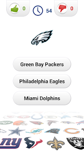 Logo American Football Quiz- screenshot thumbnail