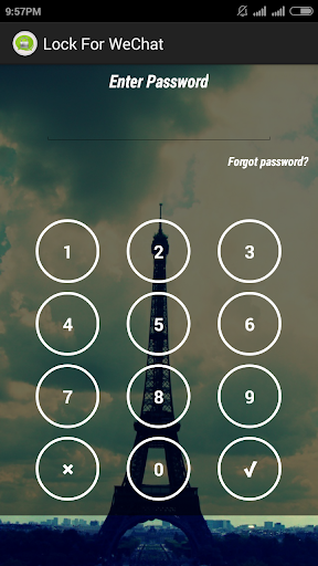 Lock For WeChat