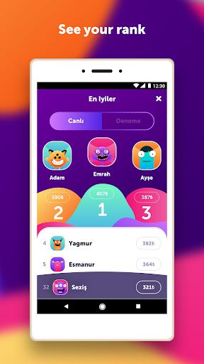 Eleq - Live Trivia 1.2.7 screenshots 2