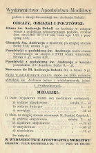 Photo: Oferta wydawnicza WAM Kraków z marca 1938 r.