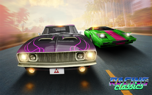 Racing Classics PRO: Drag Race & Real Speed APK MOD – Pièces de Monnaie Illimitées (Astuce) screenshots hack proof 2