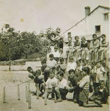 Photo: La juventud de aquellos años.