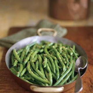 Honey Glazed Green Beans Recipes