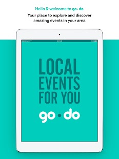 GO DO - Local events for you- screenshot thumbnail