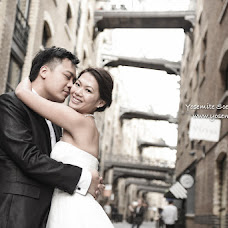 Wedding photographer Taurus Cheung (yosemitescene). Photo of 14.11.2015