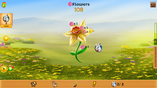 Easter Clicker: Idle Clicker, Easter Bunny Harvest 4.6.45 screenshots 1