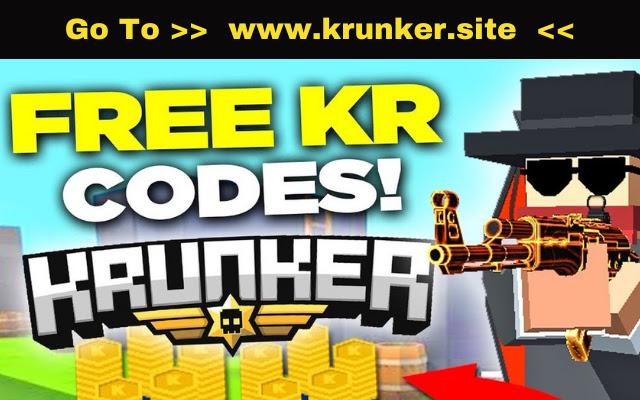 Free Krunker Kr 2021 Krunker Kr Generator