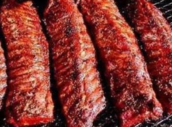 Backyard Barbecue Spareribs Recipe
