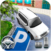 SUV Car Parking Simulator