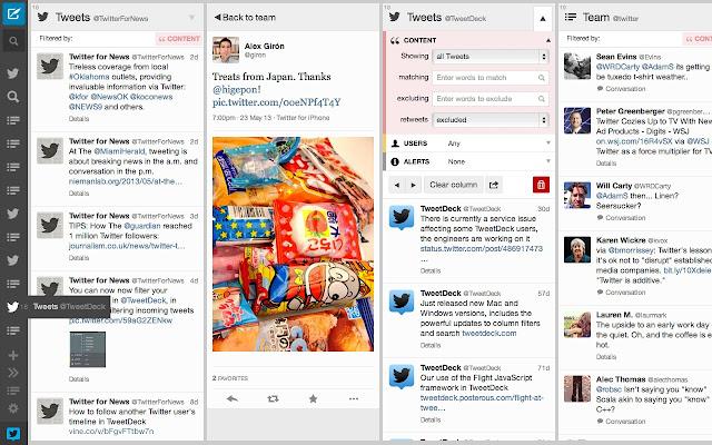 TweetDeck Launcher