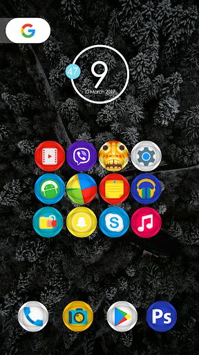 Приложения Souron - Icon Pack для Android / ПК screenshot