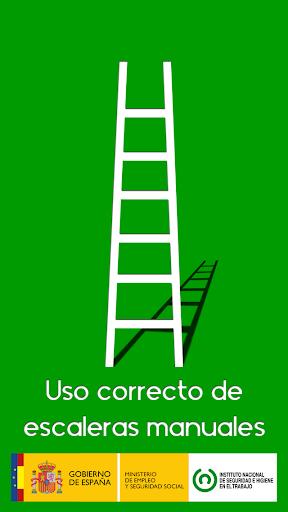 Escaleras manuales