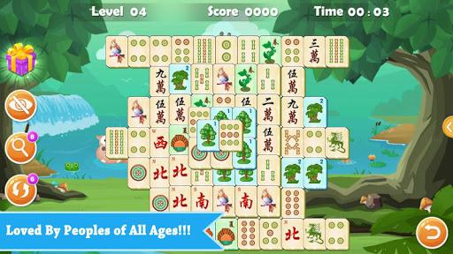 Mahjong modavailable screenshots 6