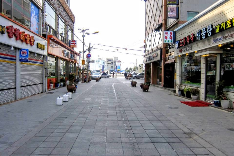 pig street busan