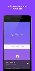 Highfive Video Conferencing 1