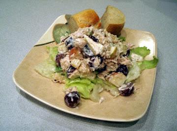Chicken Waldorf Salad Recipe