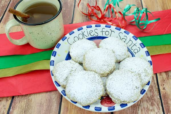 Mommy Sugar's Pepper Nuts-pfeffernusse-pebernodder Recipe