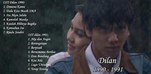download lagu soundtrack film dilan mp3
