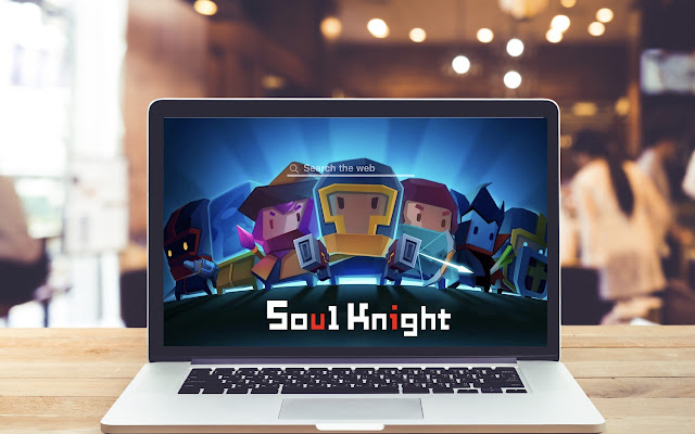 Soul Knight HD Wallpapers Game Theme