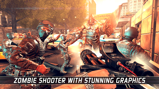 UNKILLED MOD APK+DATA (Unlimited Ammo) 1