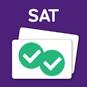 SAT Flashcards: Prep & Vocabulary