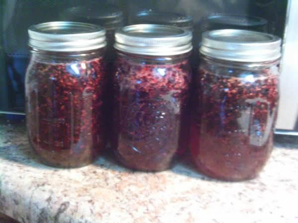 Grace 123's Cranberry Jam Easy