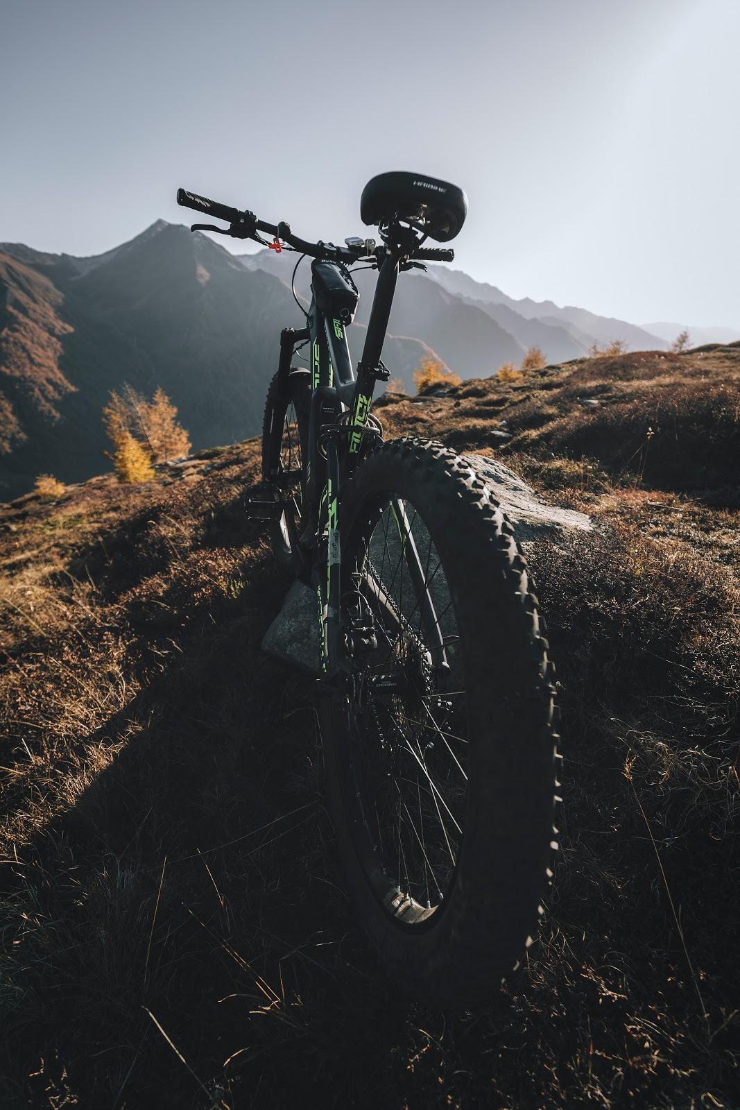 Mountain biking colorado springs