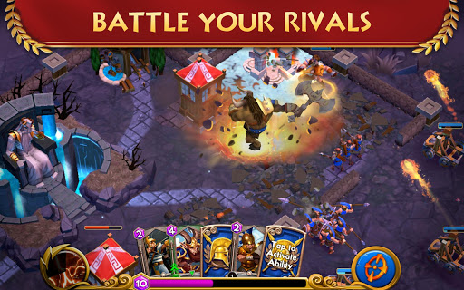 Anvil: War of Heroes  screenshots 8