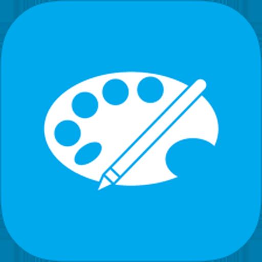 Drawing 遊戲 App LOGO-硬是要APP