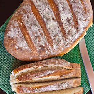 Artisan Bread.
