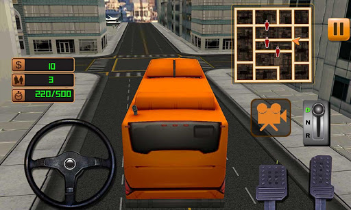 City Bus Driver screenshot 14