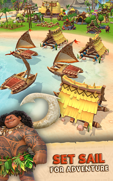Moana Island Life v3.2.453.174 [Mod]