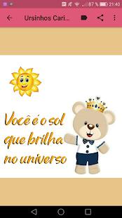 Ursinhos Carinhosos Com Palavras De Amor For Pc Windows 7