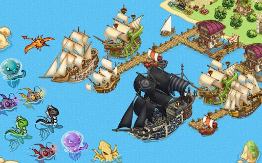 Pirates of Everseas  astuce 1
