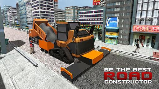 City Builder Road Construction  screenshots 3