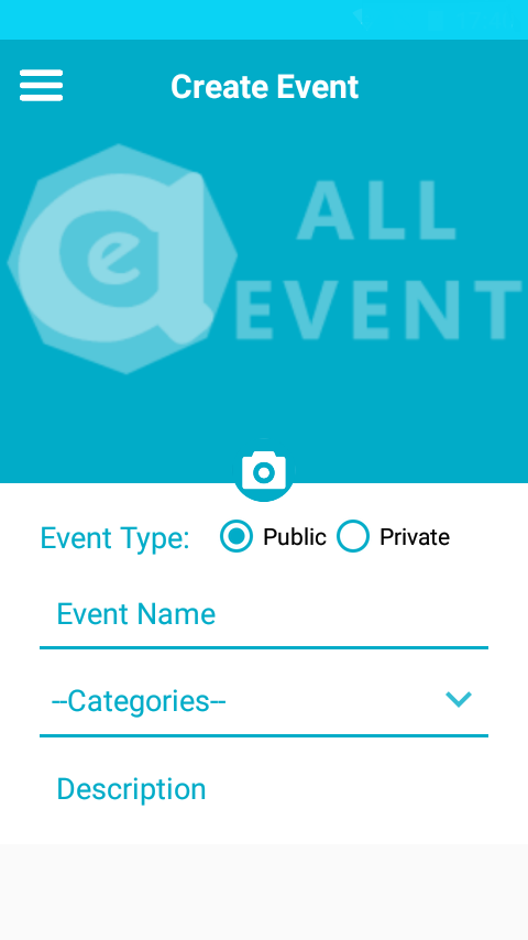 All Event- screenshot