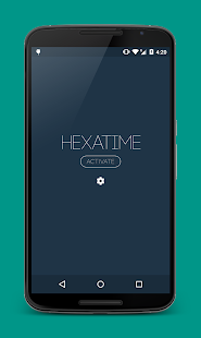 HexaTime Screenshot