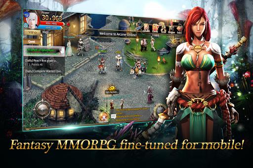 Arcane Online MMORPG