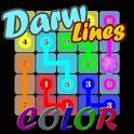 Draw Lines Color icon