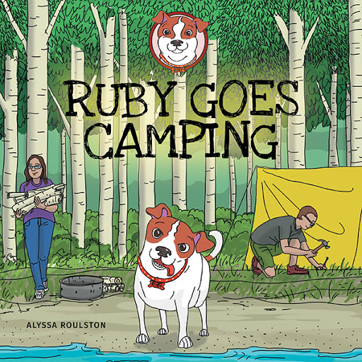 Ruby Goes Camping cover
