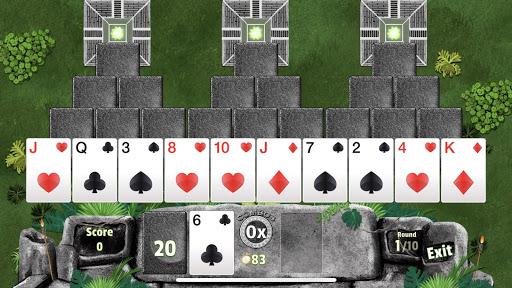 Magic Tripeaks Solitaire 1 screenshots 2