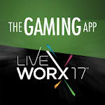 LiveWorx Gaming App Icon