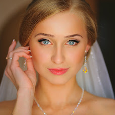 Wedding photographer Vitaliy Lisovoy (Lisovoy). Photo of 09.11.2014