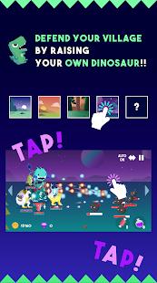 Tap Tap Dino : Defender - náhled
