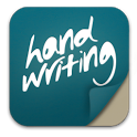 Handwriting icon