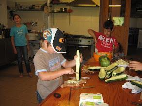 Photo: facciamo le zucchine ripiene
